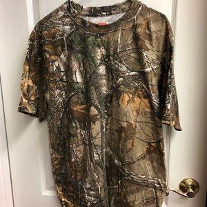 Game Winner camouflage shirt